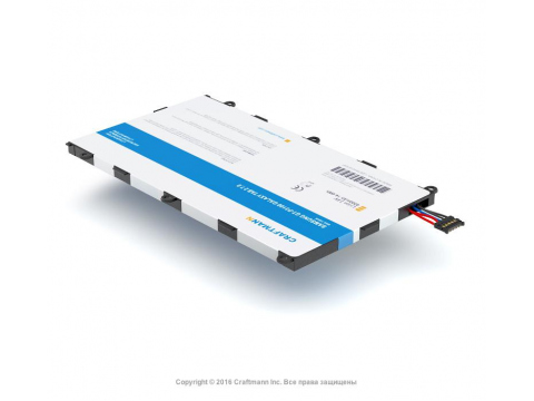 Аккумулятор для Samsung GT-P3100 Galaxy Tab 2 7.0 3G (SP4960C3B)