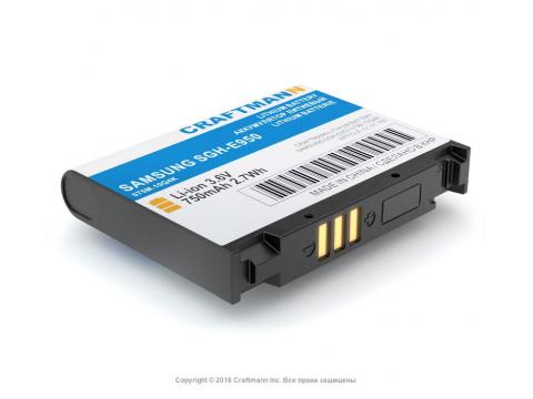 Аккумулятор для Samsung Z240
