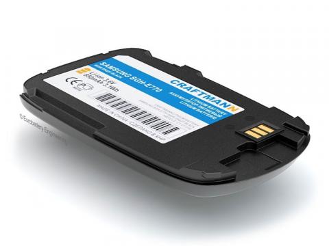 Аккумулятор для Samsung E770 (BST5377BE)