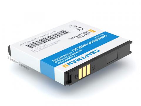 Аккумулятор для Samsung GT-S8000 Jet (EB664239HU)