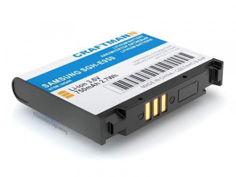 Аккумулятор для Samsung M6710 Beat Disc