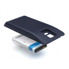 Аккумулятор повышенной емкости для Samsung Galaxy S5 DuoS (SM-G900FD) в комплекте с крышкой черного цвета