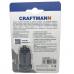 Автомобильное зарядное устройство Craftmann 4.8A (2 USB порта, серебристое)